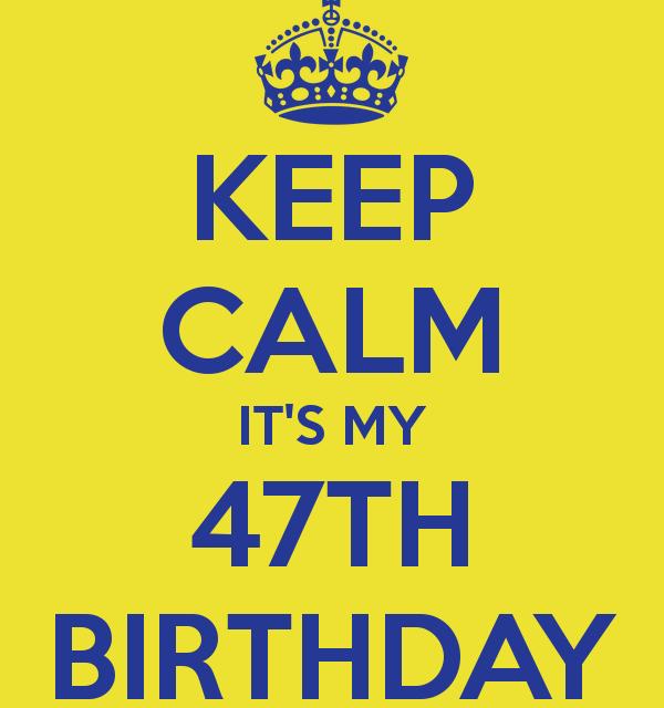 47 Years of Gratefulness