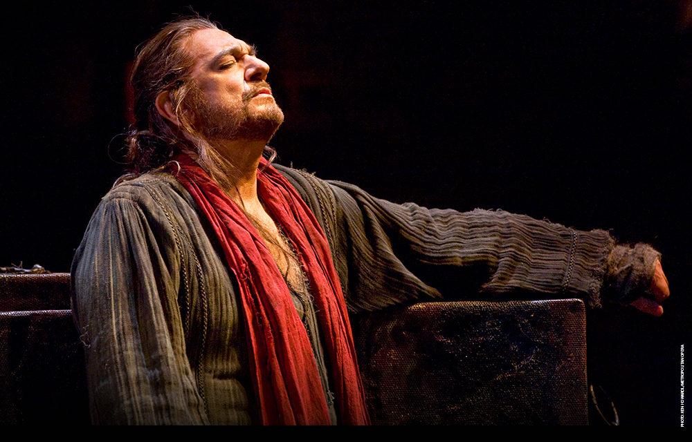 The Metropolitan Opera's Big Screen Give-A-Way