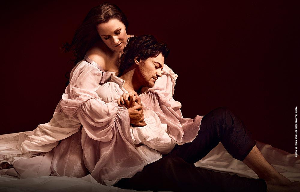 The Metropolitan Opera's Big Screen Give-A-Way: ROMÉO ET JULIETTE
